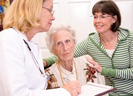 Behavioral Health for Seniors at Cushing